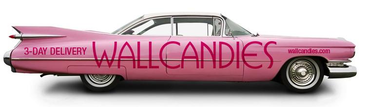 Wall Candy Cadillac