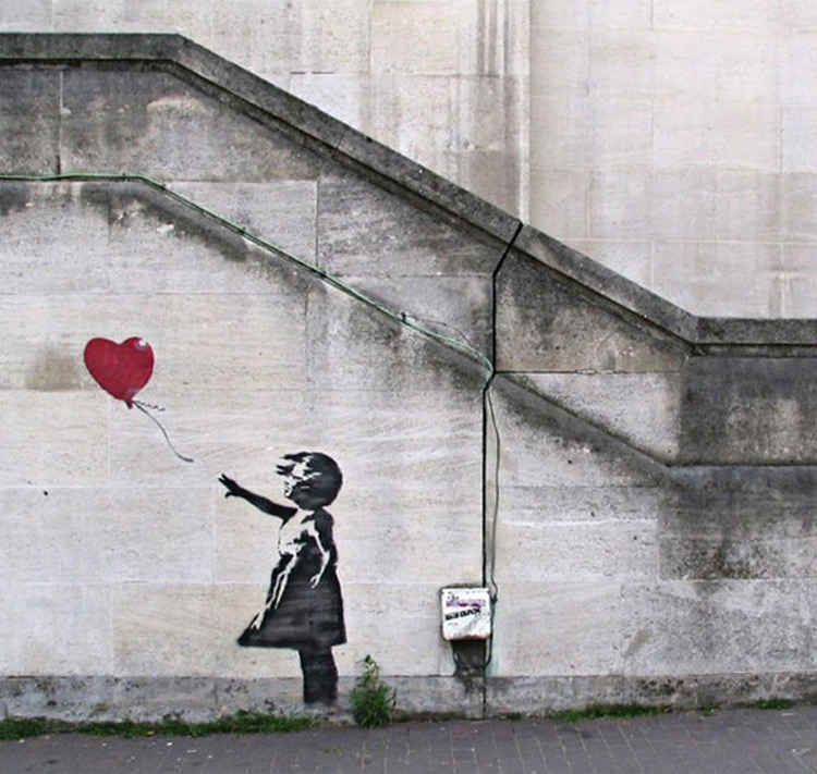 Is Banksy's Iconic 'Spy Booth' Mural Lost Forever?