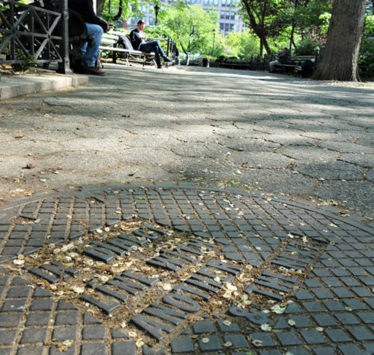 The Well-Trodden Art of the Manhole Cover in New York City