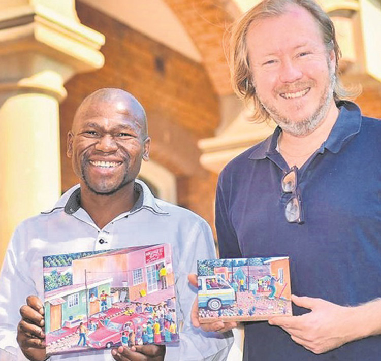 Donate your fabulous art to Tatham Give ?fabulous? art to Tag - The South African Art Times