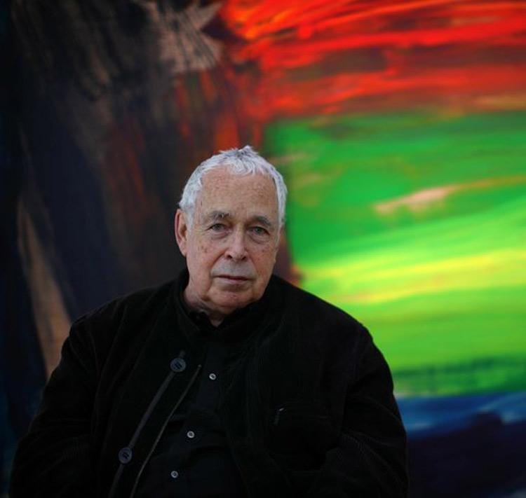 Howard hodgkin dies at 84 the south african art times for Howard hodgkin