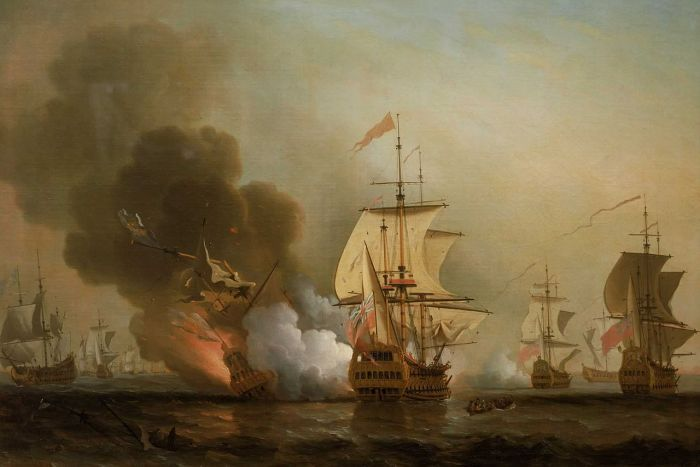 Hunt for the 'Holy Grail': Colombia Seeks to Recover 18th-Century Shipwreck Worth Billions