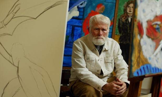 'No-talents': Artist RB Kitaj takes revenge on critics from beyond the grave