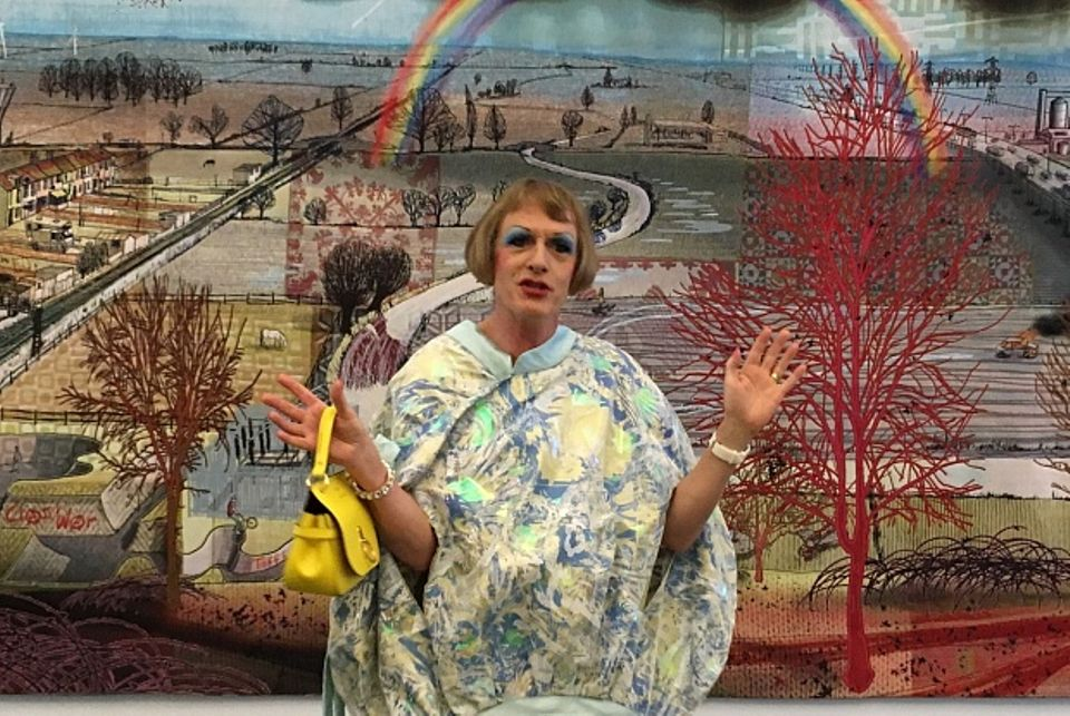 Serpentine Galleries say that Grayson Perry show is the 'busiest' in its history