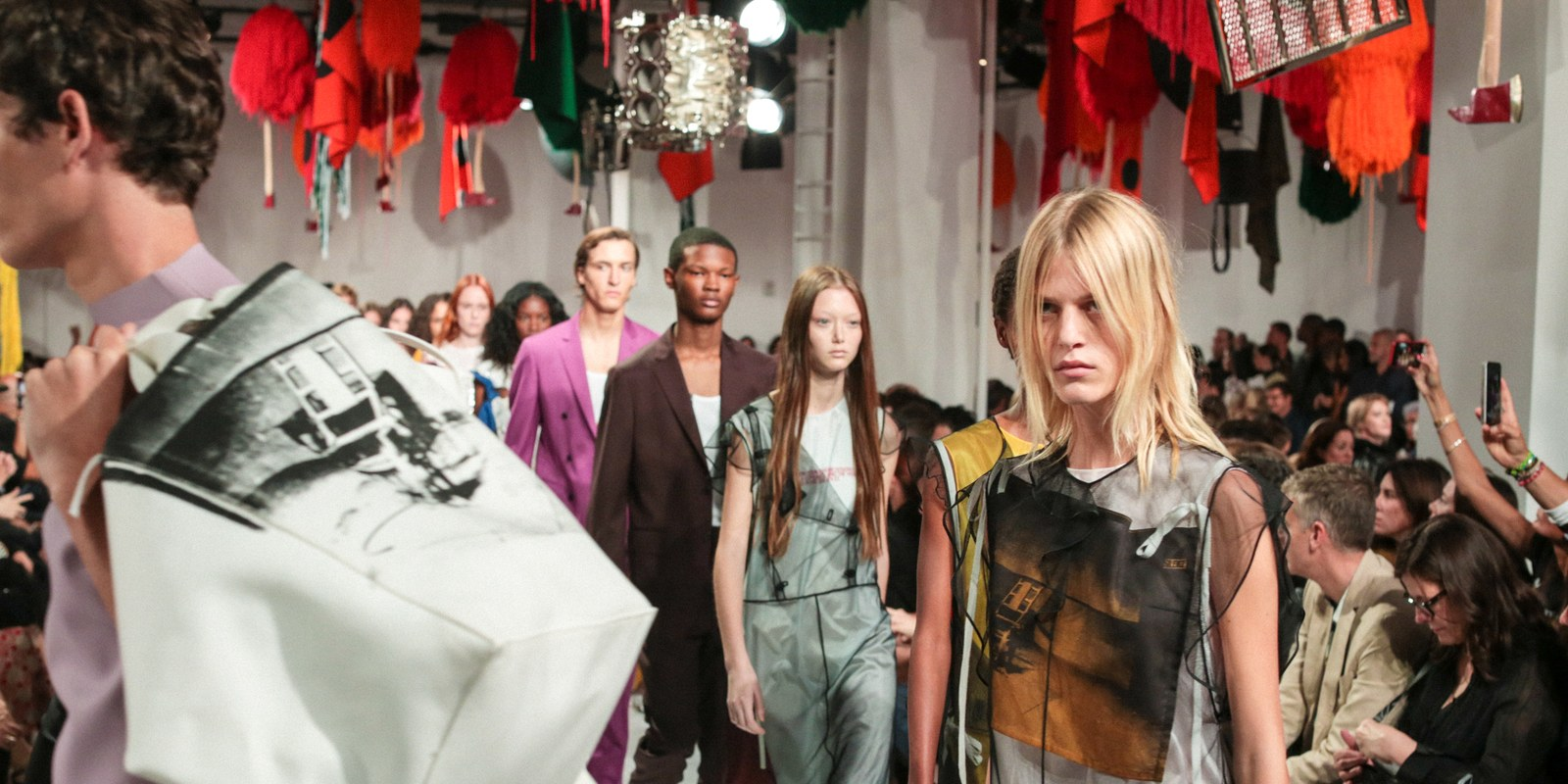 Where Art and Fashion Meet: All the Art World References During New York Fashion Week