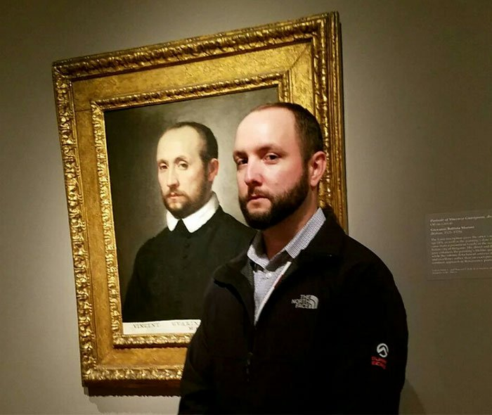 Here Are 10 Art Doppelgängers That Will Make You Think You're Seeing Double