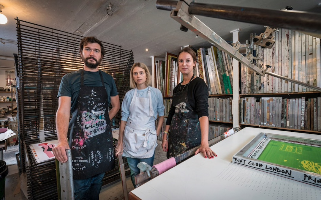 How screenprinting is helping young art lovers to pull together their own collections