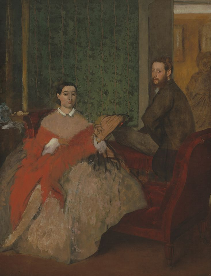 Never can say goodbye: how Degas struggled with the art of letting go