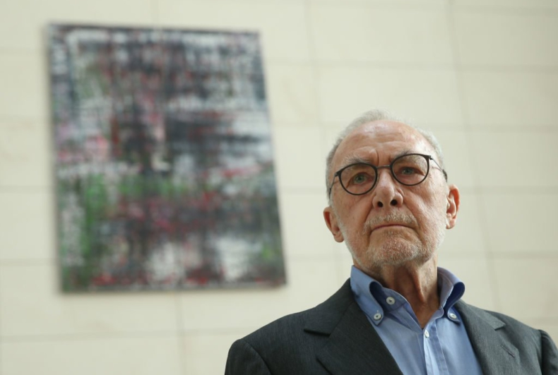 Gerhard Richter and Two Other Lucky Artists Make the List of Germany's Richest People