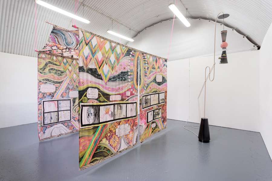 Are 'collaborative exhibitions' the future for galleries?