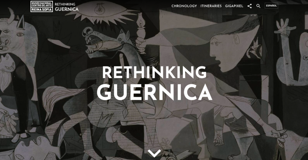 The Epic Story of Picasso's Guernica at War and Peace Revealed Online by the Reina Sofía