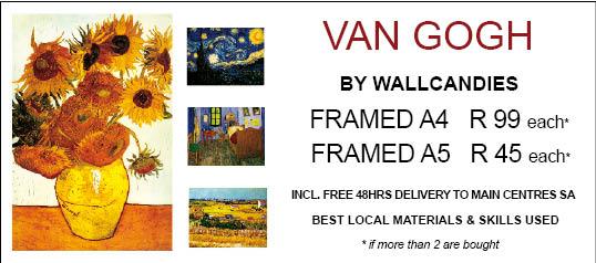 WallCandyVan Gogh