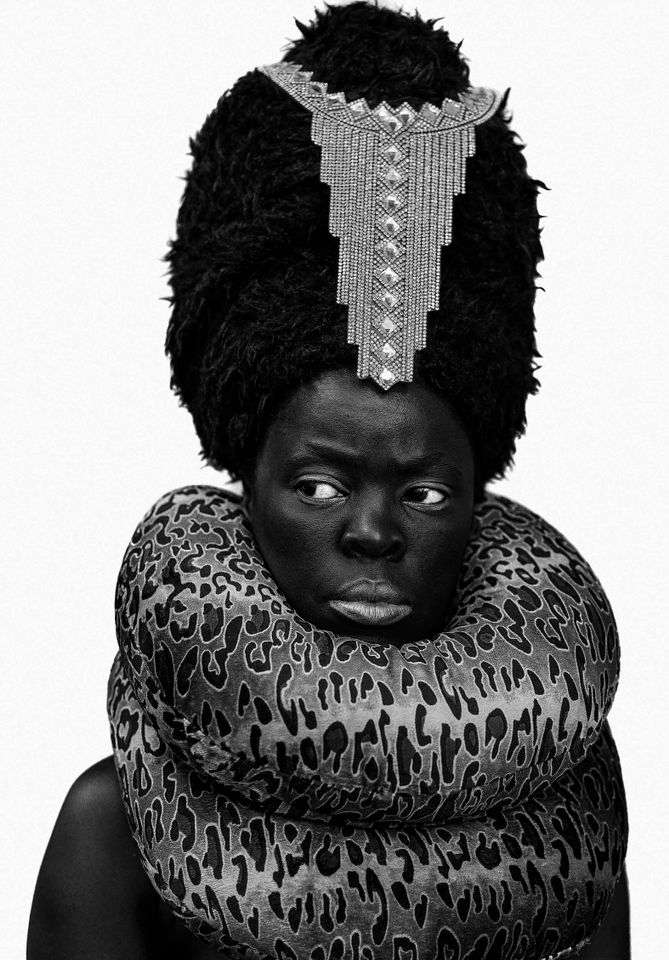 Photographer and activist Zanele Muholi wins France's top cultural award
