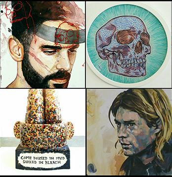 Newswire : Alex Hamilton Studio |  The Spiritual Grunge Exhibition | Opens 12/12/2017 5pm-8pm
