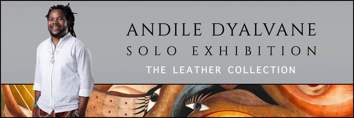 ART @ AFRICA | The Leather Collection | Opening : 25/01/2018