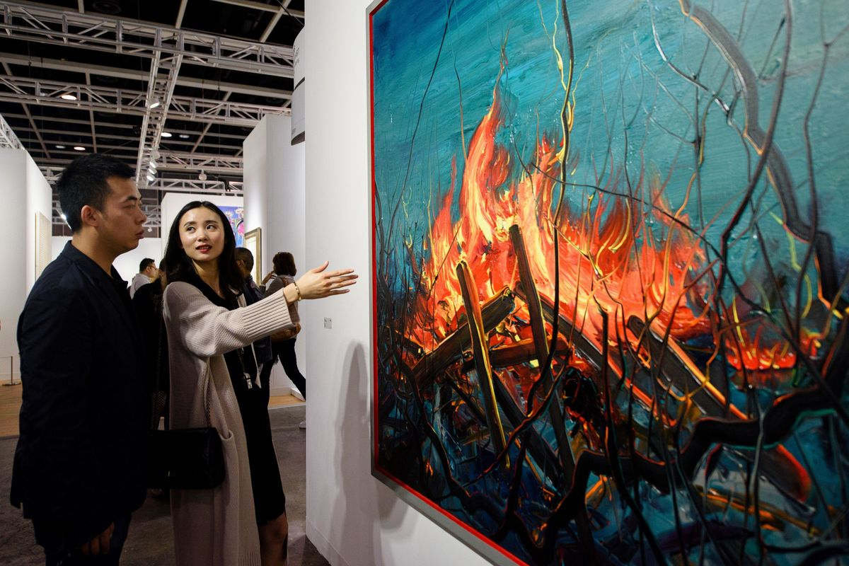 Why Investing in Fine Art is Different Than Investing in Traditional Asset Classes