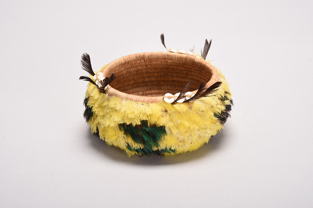 Basketry: An Art that Lives Across Generations