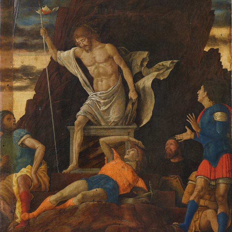Italian museum discovers painting by Renaissance master Andrea Mantegna in its collection