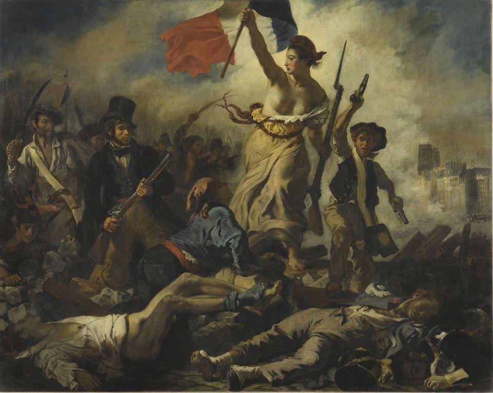 Louvre's Delacroix exhibition uncovers France's superstar of the Romantic era