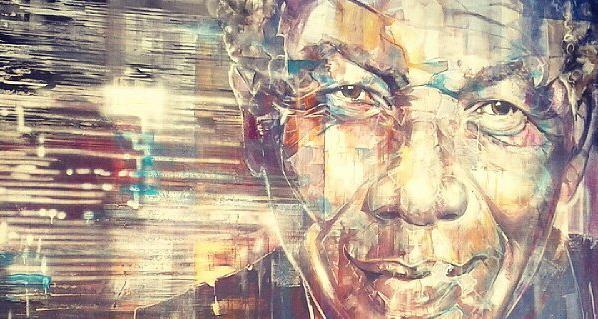 Mandela murals across the world