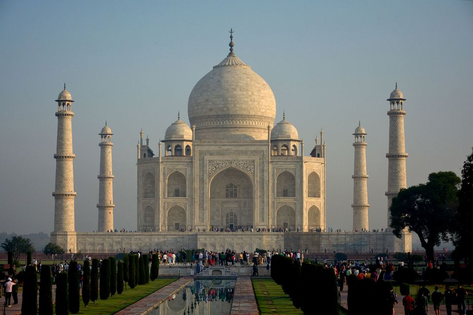 Demolish or restore discoloured Taj Mahal, India's Supreme Court tells government