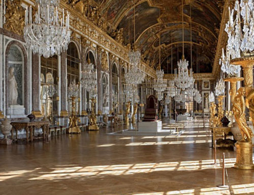 Fake ticket scheme uncovered at Versailles