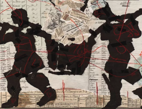 Erudite artist William Kentridge tackles colonialism with a quiet anger