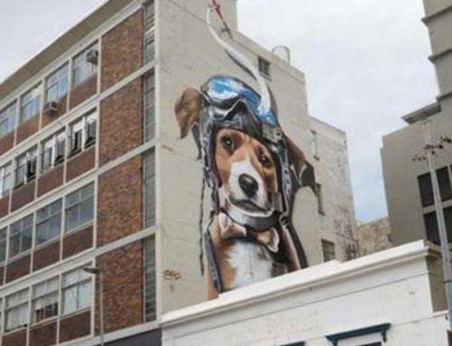 City's largest public art mural unveiled