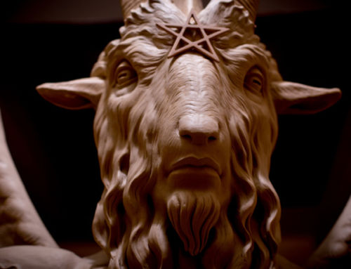 A Satanic Group Is Accusing Netflix of Appropriating Its Goat-Man Sculpture in 'The Chilling Adventures of Sabrina'