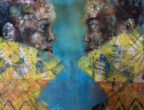 Youngblood Africa Gallery/The New African/Buhle Nkalashe