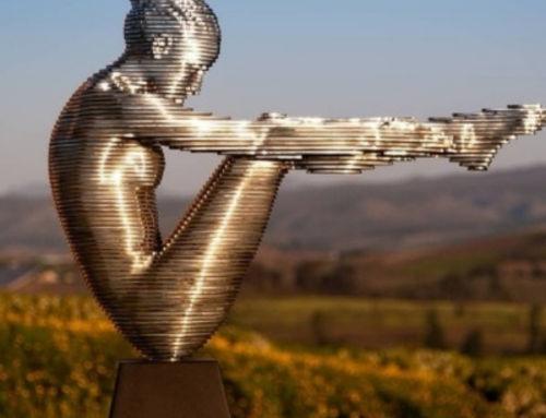 Youngblood Africa & Walker Bay Modern Art Gallery | Louis Chanu illuminated Sculptures