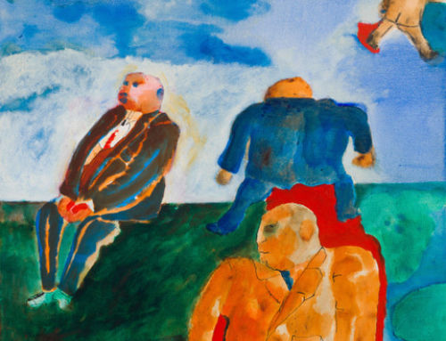 Artist focus: The many facets of Robert Hodgins revealed in Strauss & Co sale
