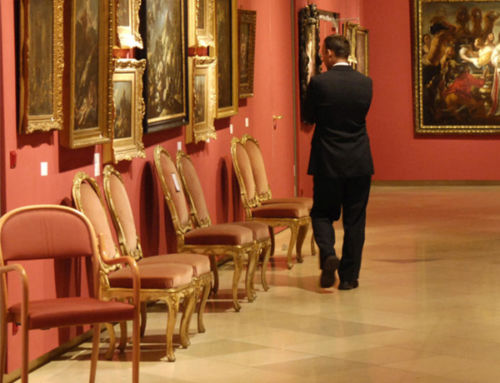 Thieves Steal a Renoir Landscape Right Off the Walls of the Dorotheum Auction House