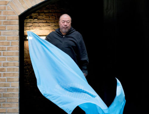 Ai Weiwei: 'The mood in Germany is like the 1930s'