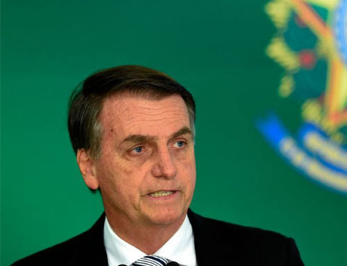 Brazil's New Right-Wing President Jair Bolsonaro Has Disbanded the Country's Ministry of Culture