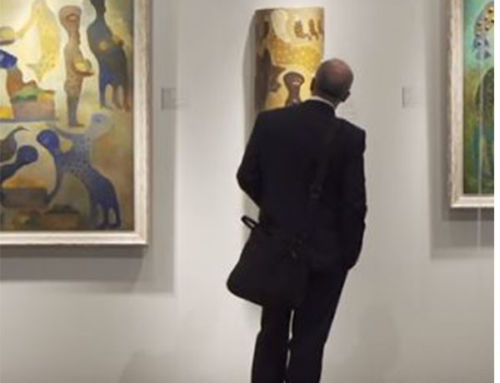 ….ARTFLIX FEATURE: ART COLLECTING (6 Videos)