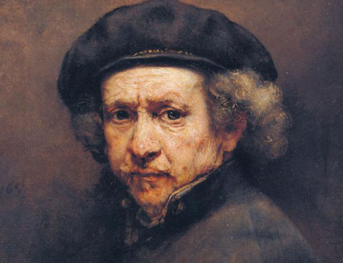 Rembrandt Used Unexpected Ingredient to Create His Signature Technique