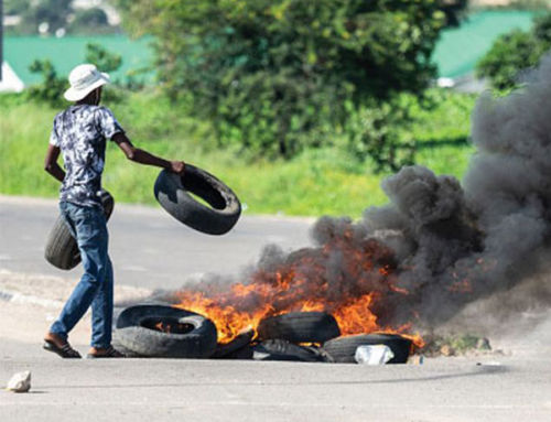 Zimbabwe biennial postponed amid political turmoil