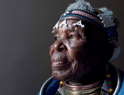 Featured Artist: Dr Esther Mahlangu, Timeless