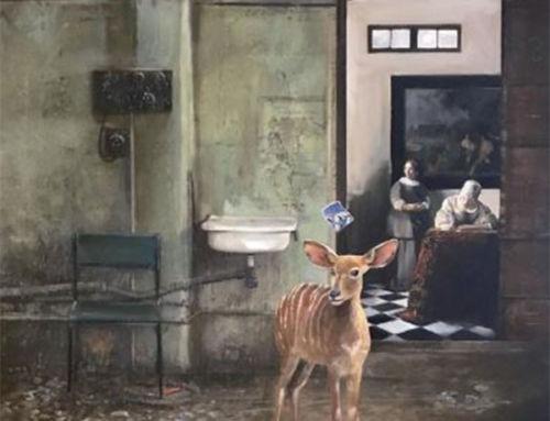 Featured Artist: LOUIS JANSEN VAN VUUREN : L'acte final