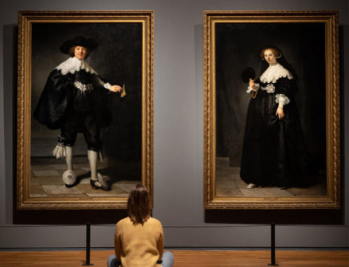 For the First Time Ever, the Rijksmuseum Is Showing All 400 of Its Rembrandts at Once. Take a Look Inside the Momentous Exhibition