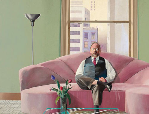 Hockney double portrait sells for £37.7m, accounting for half of Christie's contemporary sale in London