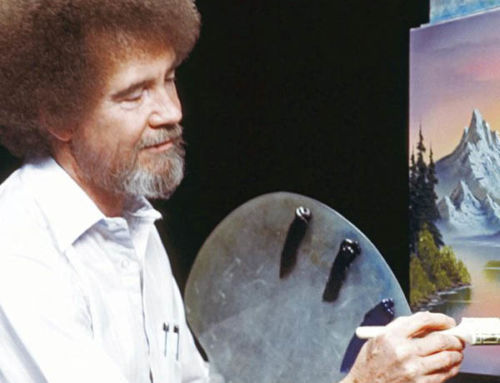….ARTFLIX FEATURE: Bob Ross – Island in the Wilderness (Season 29 Episode 1)****