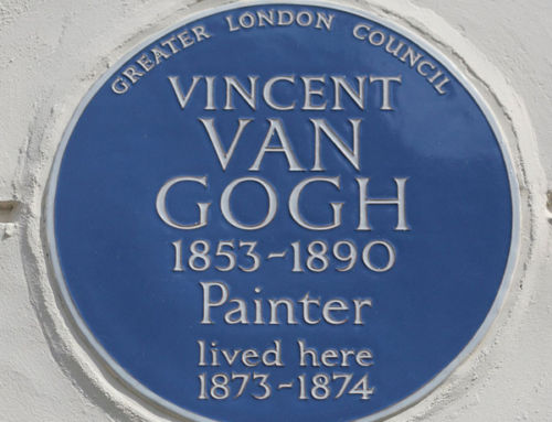 Paper cache holds clues to London life – and love – of Van Gogh