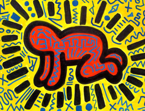 ….ARTFLIX FEATURE: Discover the King of Street Art: Keith Haring | 4 Minute Mini Documentary | M2M****