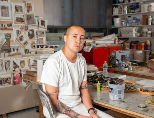 'Act First and Then Think': Artist Angel Otero on How to Turn Failure Into Fuel for Creativity