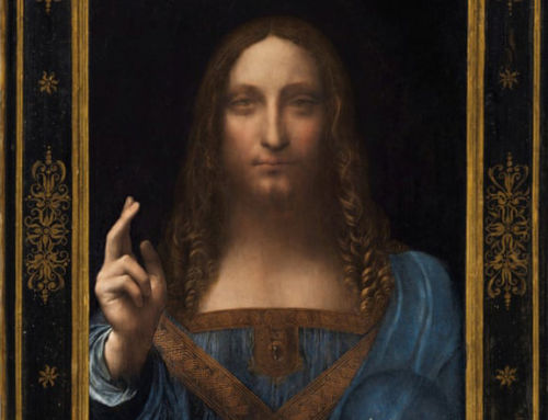 The lost Leonardo? Louvre show ditches Salvator Mundi over authenticity  doubts