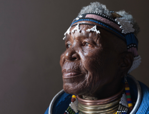 23/05/2019: Timeless – between Matter and Spirit a solo exhibition by Ester Mahlangu at Oliewenhuis