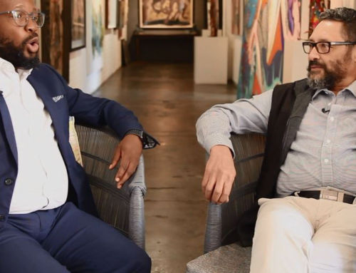 ACT 25 Years ACT :CEO Marcus Desando chats with David Dennis about the rich  25 history of the Arts and Culture Trust