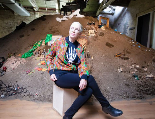 Annie Lennox Traveled the World and the Seven Seas—and Made an Exhibit of  Her Life